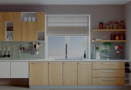 انواع جنس کابینت آشپزخانه