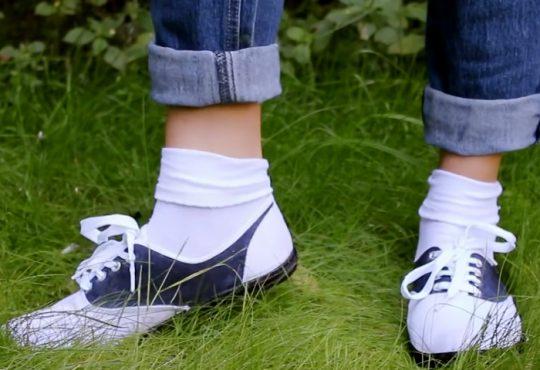 آموزش تغییر کفش کهنه
