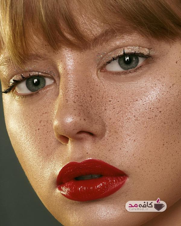مدل آرایش فشن و اسپرت