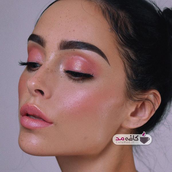 مدل آرایش خاص اروپایی