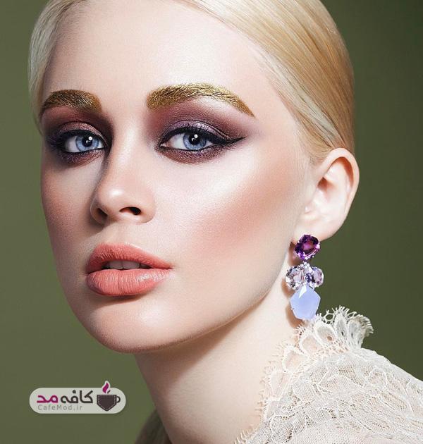 مدل آرایش 2018