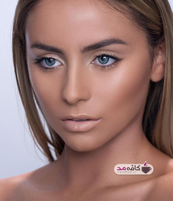مدل آرایش حرفه ای