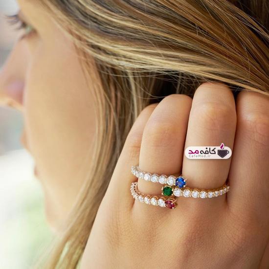 مدل جواهرات ژورنالی
