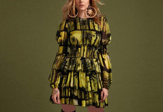مدل لباس زنانه Fausto Puglisi