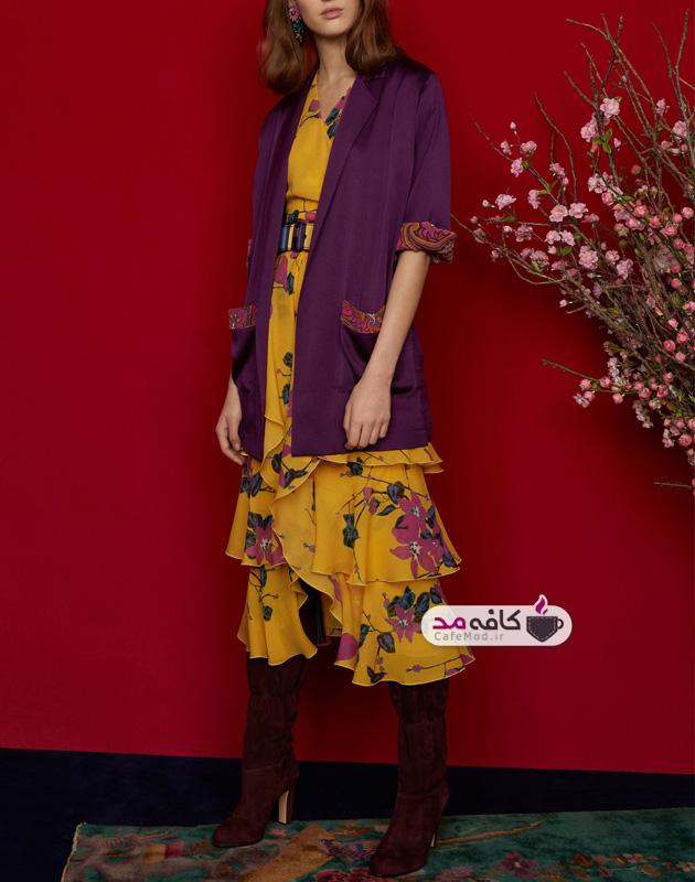 مدل لباس زنانه جدید 2019