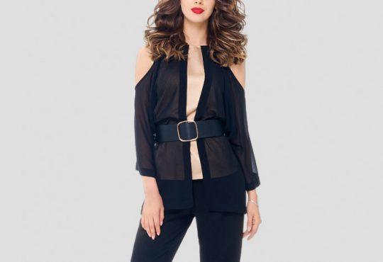 مدل لباس زنانه ساده Nika Fashion