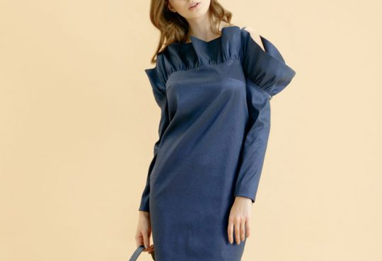 مدل لباس زنانه پاییزه و زمستانه Burvin