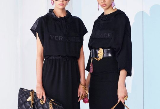 مدل لباس زنانه 2019 Versace