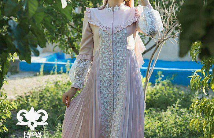 مدل لباس زنانه ایرانی Faran