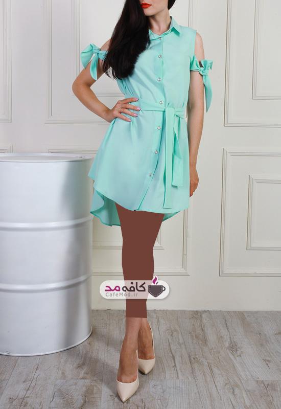 مدل لباس شیک و ساده زنانه
