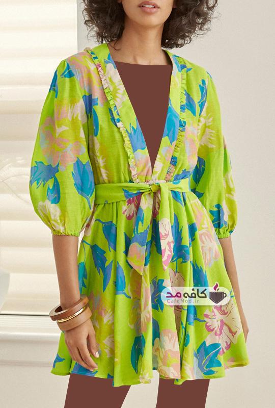 مدل لباس زنانه ساده و راحت