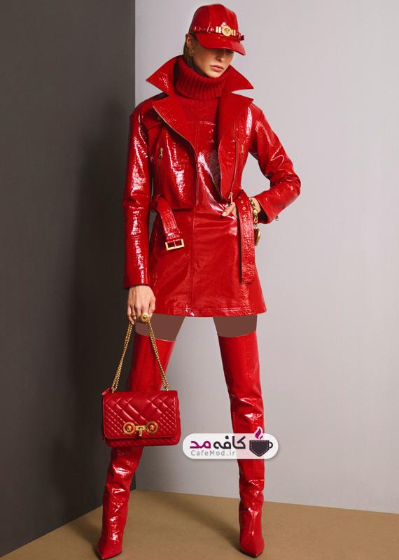 مدل لباس زنانه Versace