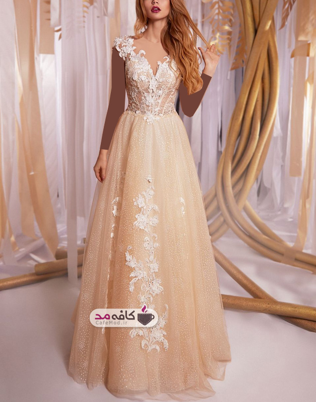 مدل لباس نامزدی و عروسی