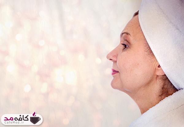 راه های جلوگیری از شل شدن پوست