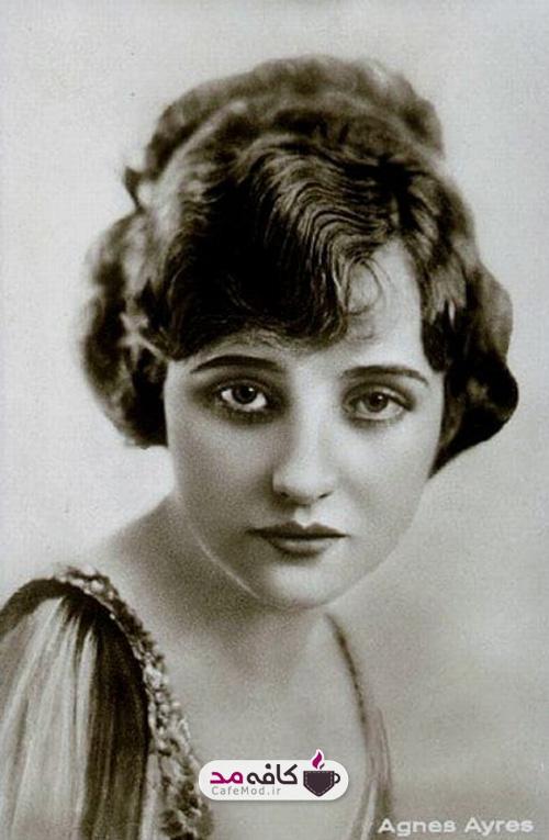 زیباترین زنان یک قرن گذشته