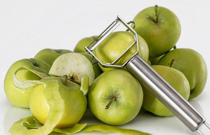 پوست سیب رشد سلول های سرطانی را کند می کند