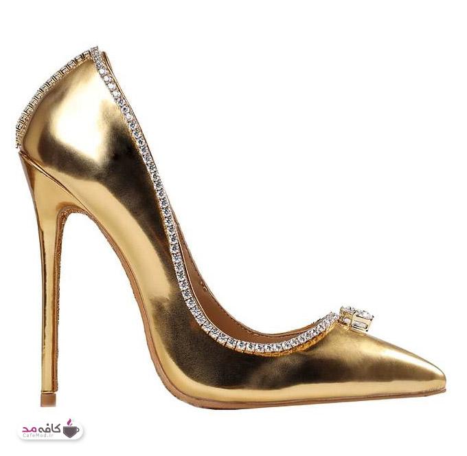 17 میلیون دلار برای گرانترین کفش زنانه جهان