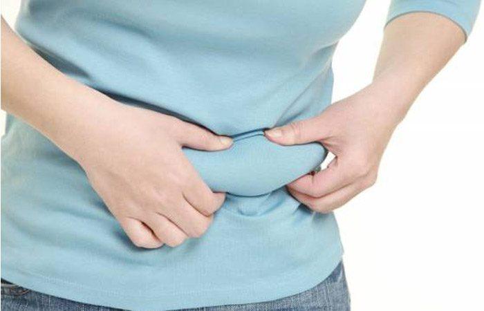 صاف کردن شکم با 5 راه ساده