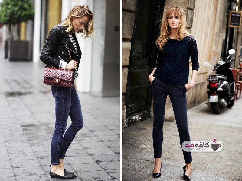 مدل کفش زنانه فرانسوی