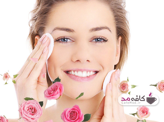 استفاده از گلاب در زیبایی