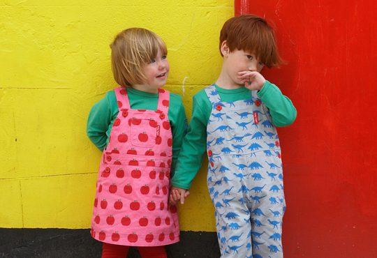 بهترین برندهای لباس کودک