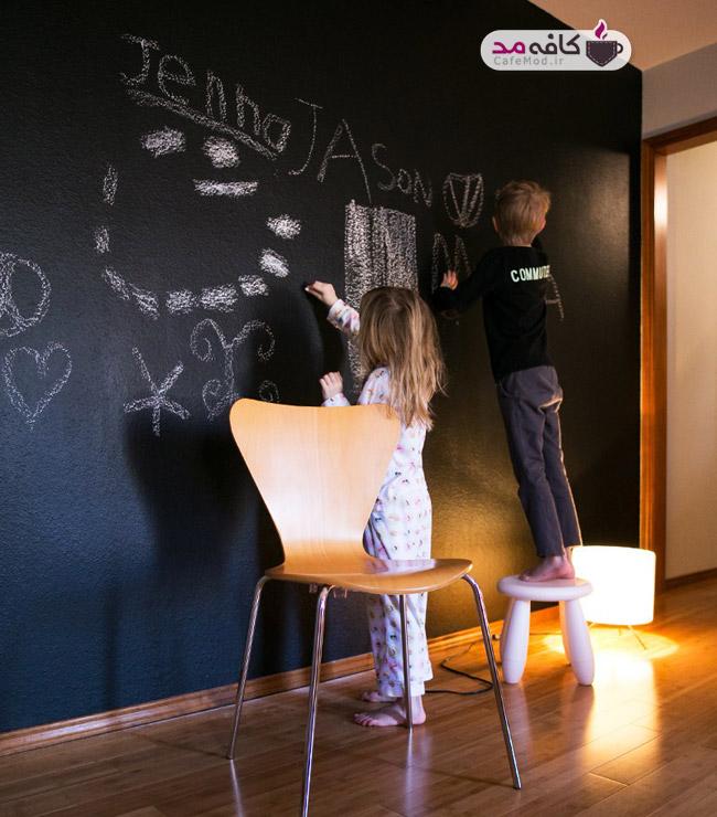 دکوراسیون مناسب خانواده های بچه دار