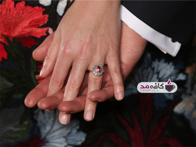 حلقه ازدواج شاهدخت «یوژنی یورک»