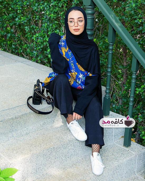 بررسی استایل لینا الغوطی