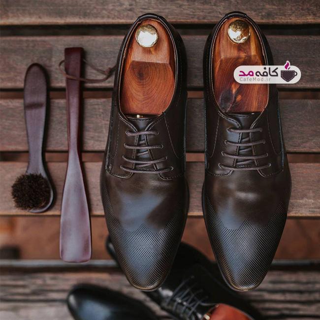 رنگ کفش مردانه