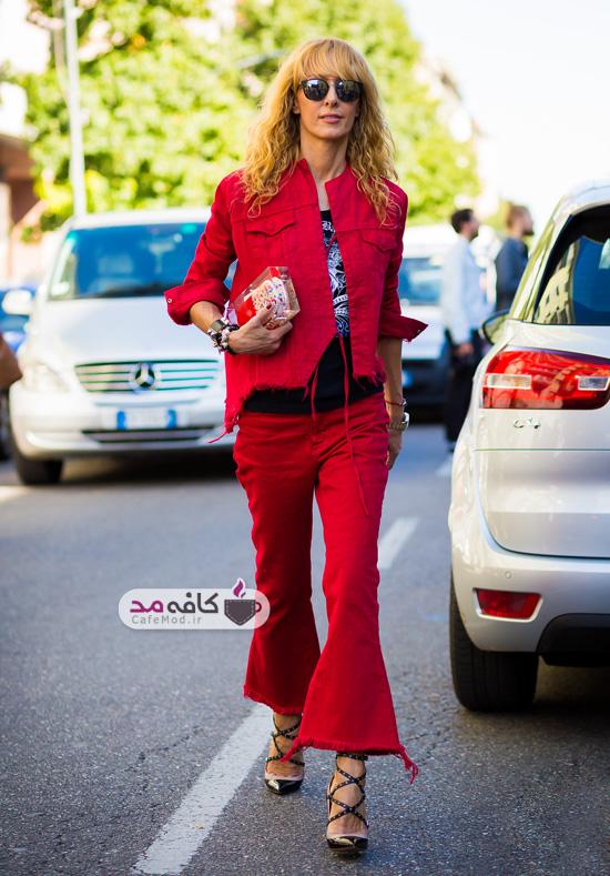لباسهای جین مد روز و محبوب