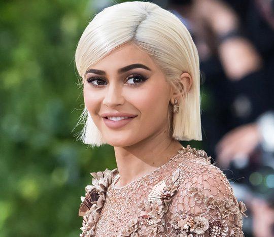 مدل آرایش از Kylie Jenners