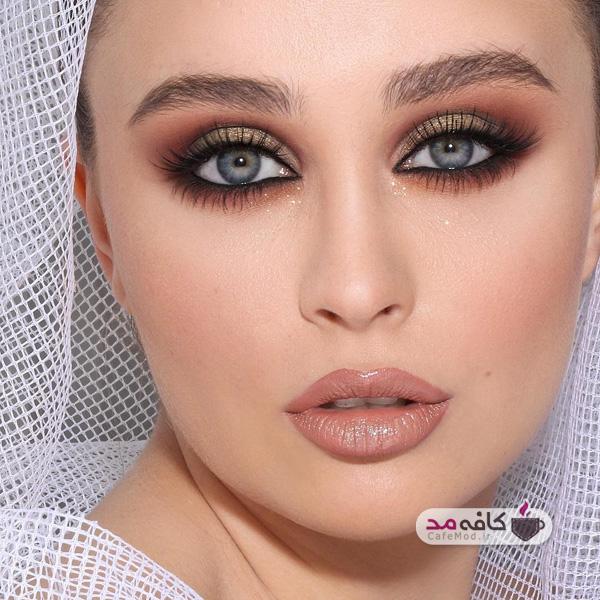 مدل آرایش نامزدی و عروسی