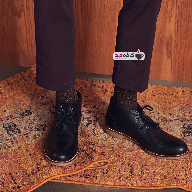 مدل کفش مردانه زمستانه