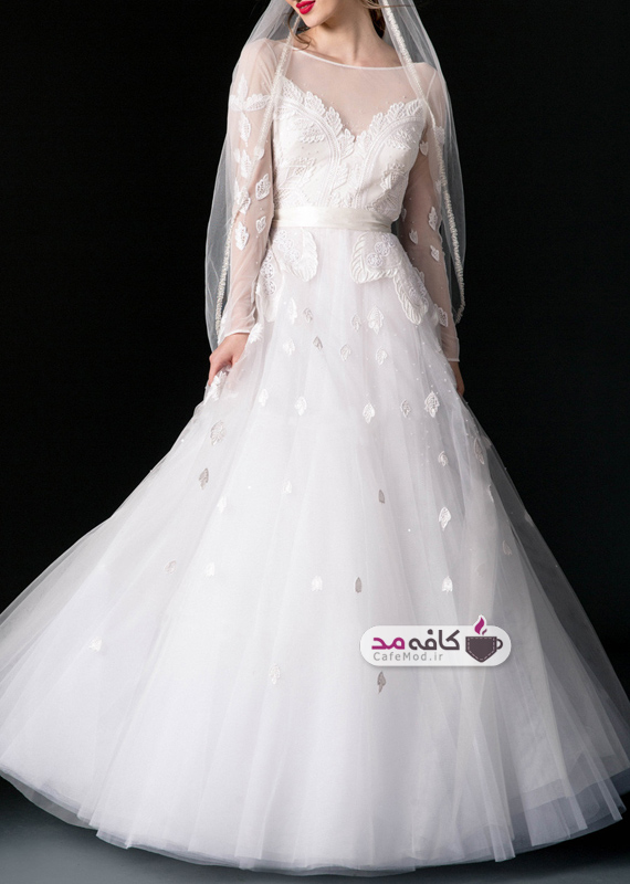 مدل لباس عروس سال 2019