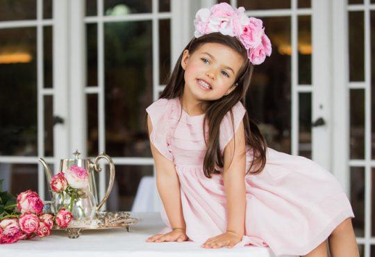 مدل لباس کودکانه شاد و مجلسی