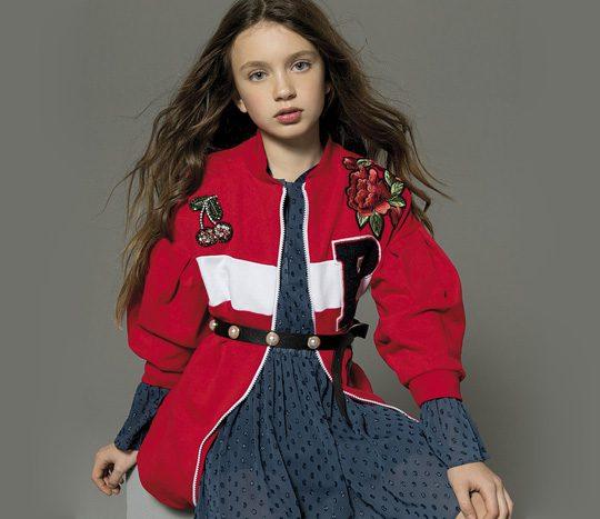 مدل لباس دخترانه 2019 Fracomina