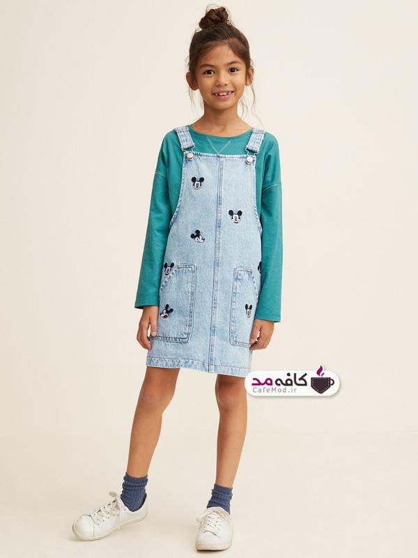 مدل لباس بچگانه Mango