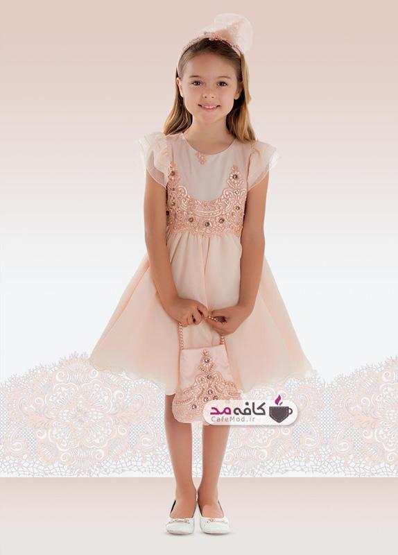 مدل لباس دخترانه مجلسی جدید