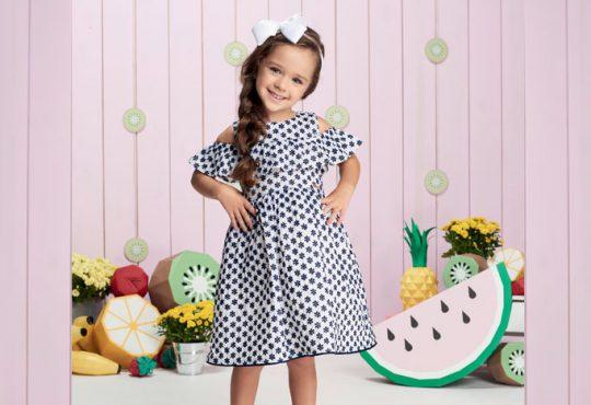 مدل لباس دختربچه مارک Euamo Momi