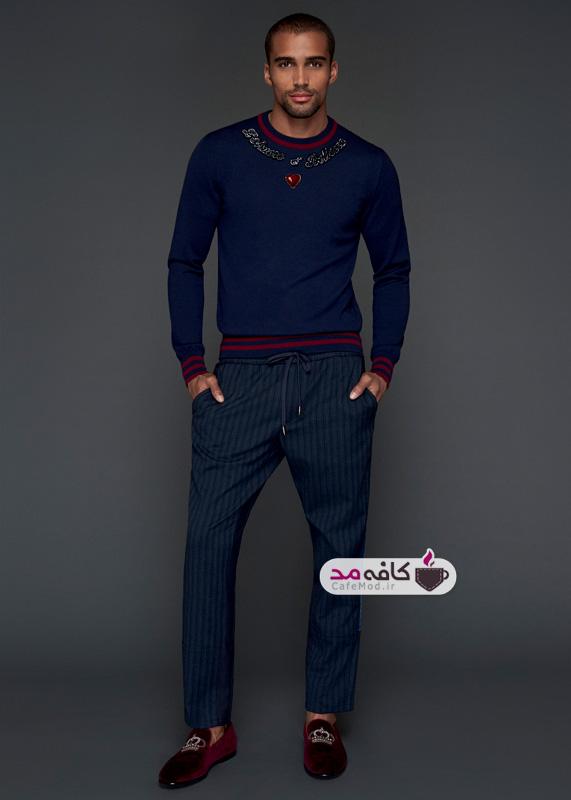مدل لباس مردانه DolceGabbana