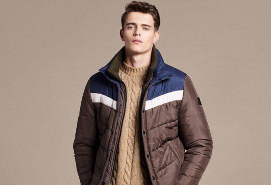 پاییز و زمستان لباس مردانه با برند Tod's