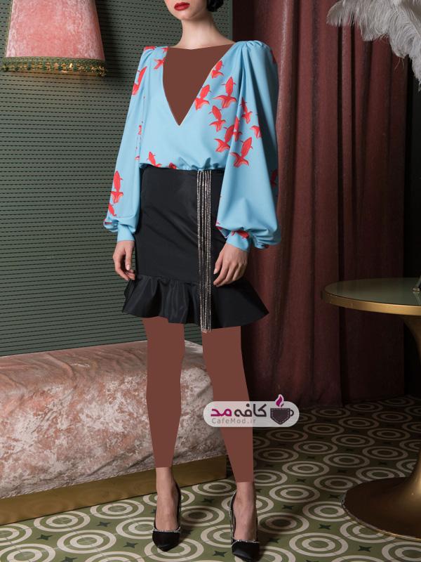 مدل جدید لباس مجلسی 2019