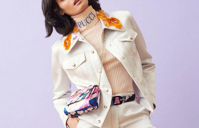 لباس زنانه پاییز و زمستان Emilio Pucci