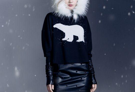 مدل لباس زنانه زمستانه Yanina