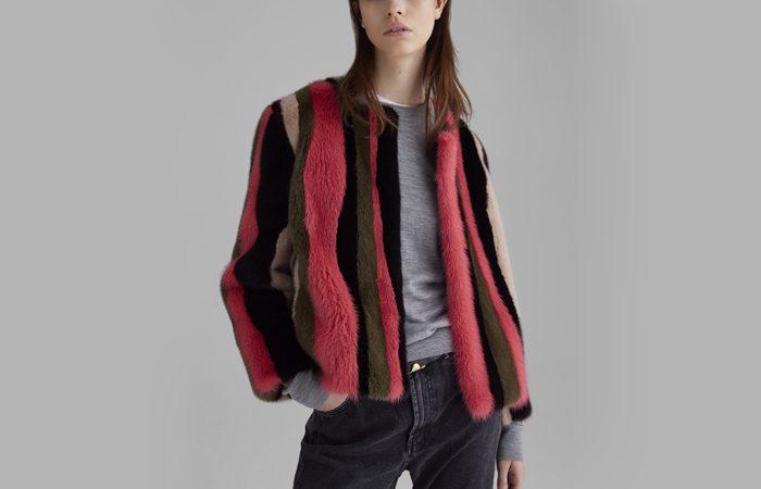 مدل لباس زنانه Yves Salomon