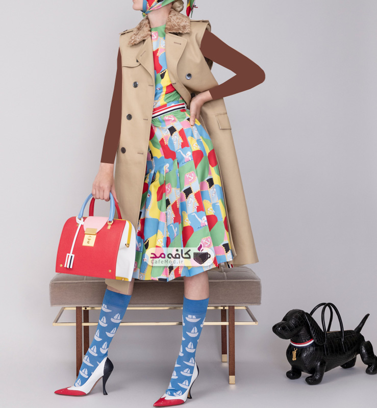 مدل لباس زنانه پاییز و زمستانه