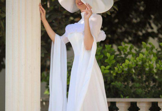 مدل لباس عروس پوشیده از زد پی