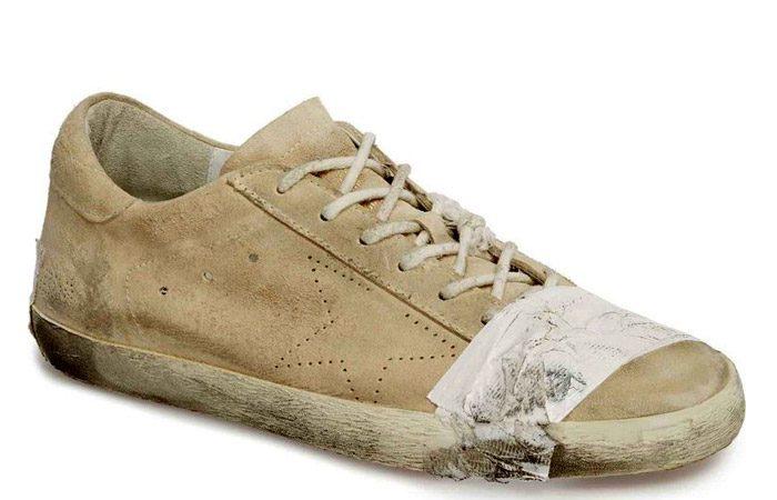 برندی که کفشهای کهنه روانه بازار کرد!