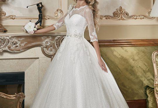 مدل لباس عروس Evautkina