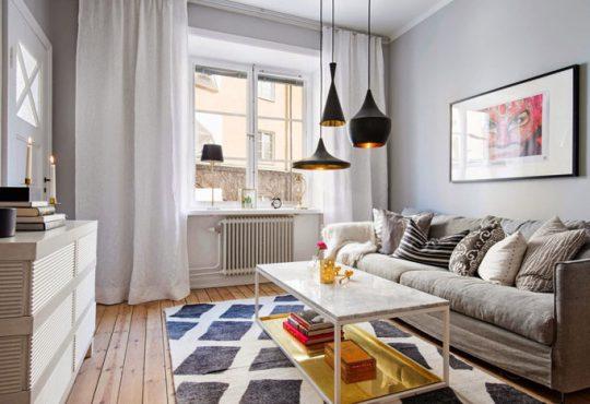 ترفندهایی برای بزرگتر نشان دادن خانه